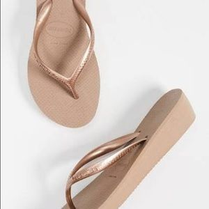 Havaianas High Light Sandal
